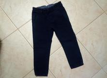 Tmavě modré kalhoty nutmeg, nutmeg,98
