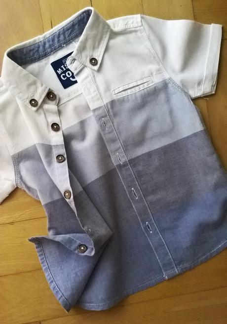 Lněná košile, f&f,86