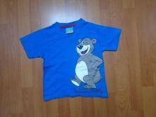 Tričko s medvědem, topolino,98