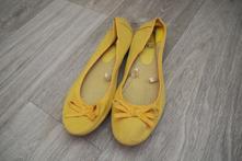 Žluté baleríny, f&f,36