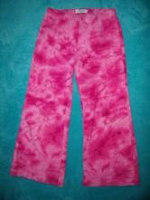 Kalhoty flaušový, 122