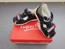 Sandálky superfit, superfit,23