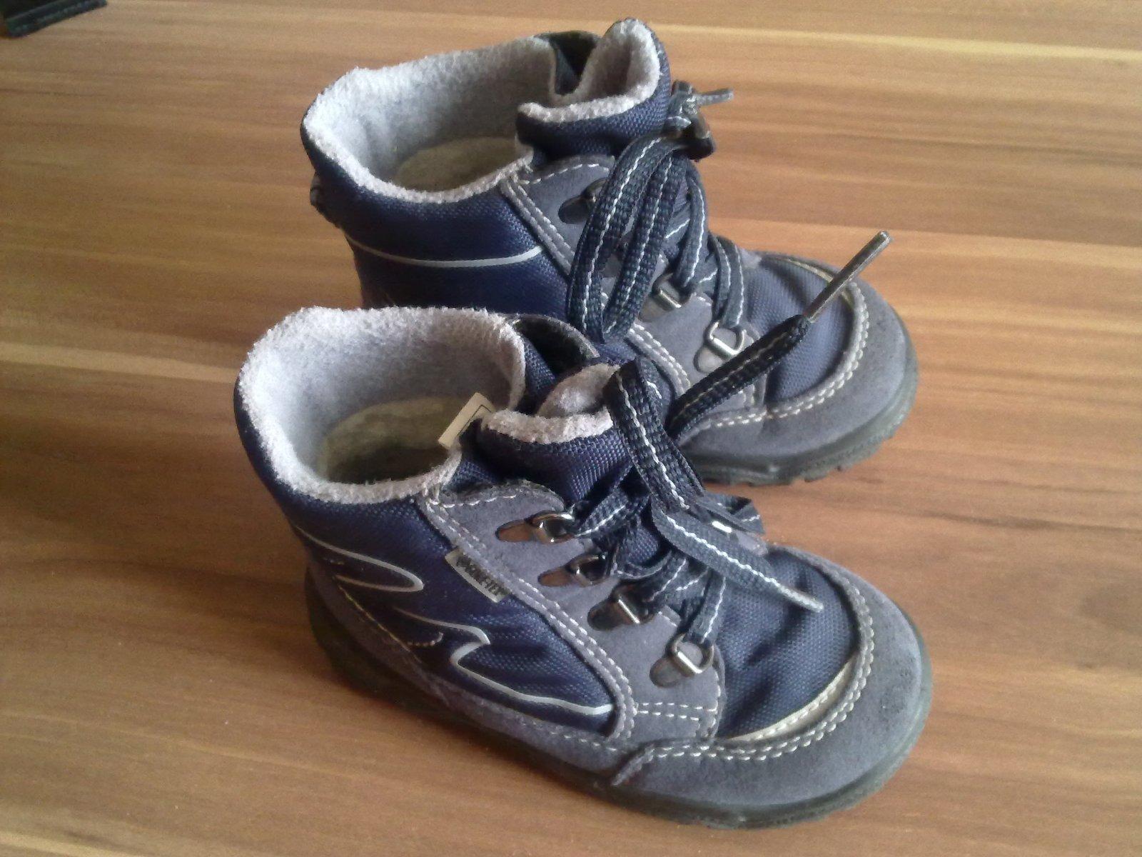 Zimní boty superfit vel. 22 3141cb8418