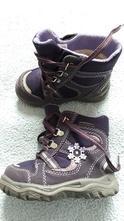 Kotníčkové boty superfit, superfit,22