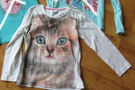 Tričko- kočička , 110