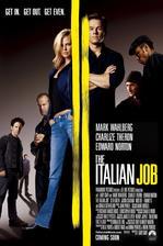 The Italian Job - Loupež po italsku (2003)