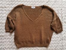 Svetr oversize svetřík pletený, new look,l