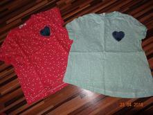 2x tričko, pepco,98