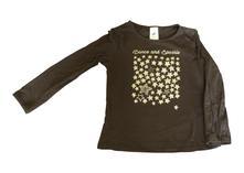 Tričko s hvězdami, palomino,122