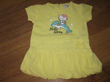 Šaty s balonovou sukýnkou, disney,74