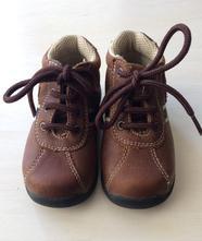 Kožené celoroční boty, bubble gummers,19