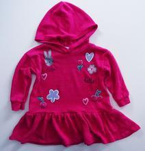 Strečové, úpletové šaty, bluezoo,86