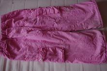 Zateplené kalhoty, 92