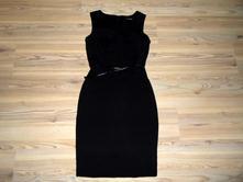 Černé šaty zn. orsay, velikost 36, orsay,36