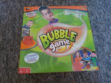 Hra bubble game,