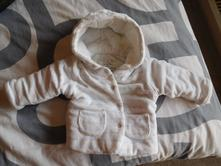 Teplejší kabátek, jaro - podzim, tesco,56