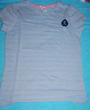Pruhované tričko, mothercare,128
