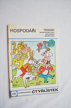 Dětský časopis čtyřlístek 175/ hospodáři,