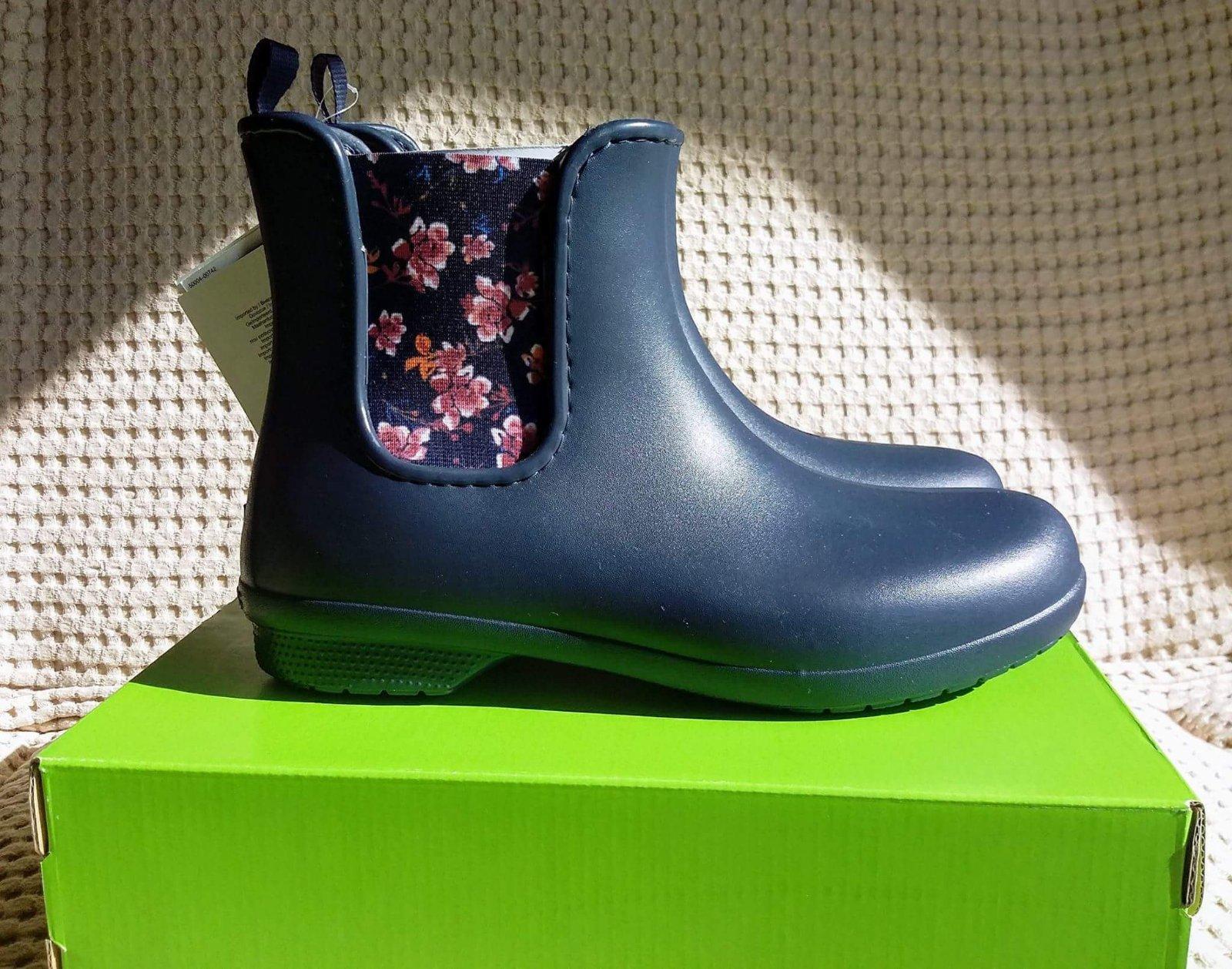 Holínky  gumáky crocs 03013e3568
