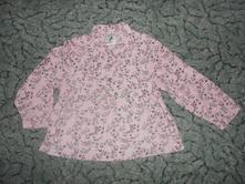 Košile s kytičkami, palomino,98