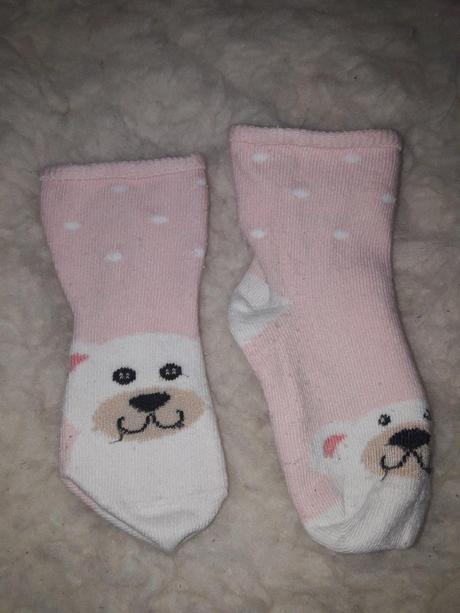 Ponožky pro miminko, 17