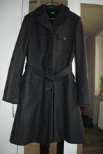 Kabát, benetton,m