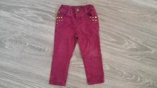 Plátěné slim kalhoty, marks & spencer,92