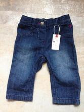 Nové džíny výšivka esprit unisex 68cm, 6 měs., esprit,68