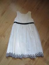 Sváteční šaty s flitrama, marks & spencer,104