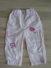 Letní kalhoty zn.okay, vel.80, okay,80