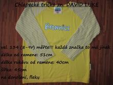 Chlapecké tričko, 134