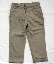 Kalhoty podšité vel. 86, topolino,86