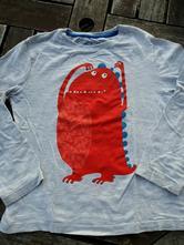 Tričko s příšerákem, rebel,116