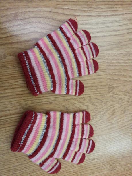 Dětské rukavice,