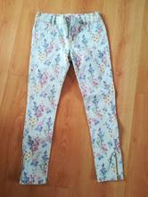 Kalhoty vel.8-9 let, f&f,140