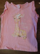 Tričko se žirafou, kiki&koko,98