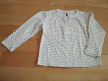 Bavlněné triko puntíky, f&f,86