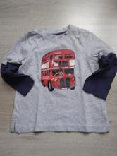 Tričko miniclub s autobusem, miniclub,86