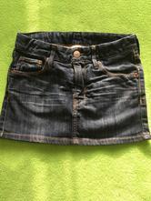 Džínová sukně, h&m,122
