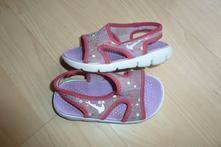 Dívčí sandály nike sunray adjust vel. 21-22, nike,21