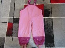 Nepromokavé kalhoty zn.lupilu vel.98/104-zateplené, lupilu,98