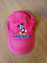 Čepice kšiltovka mickey mouse 3-6 let, h&m,98