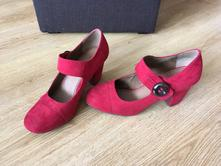 Červené lodičky, jennifer&jennifer,40