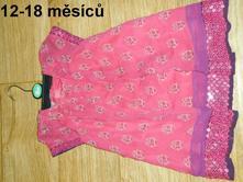 Šaty 12-18 měsíců, 86