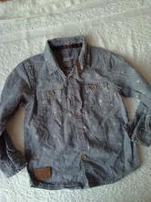 Košile s kotvami, rebel,86