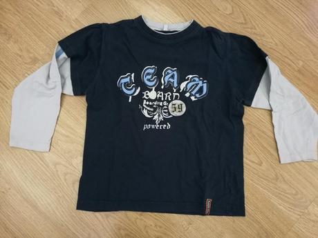Chlapecké tričko, 116