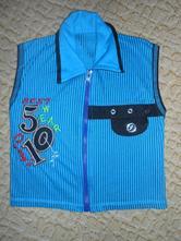 Modrá vesta, 80