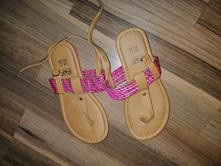 Sandálky, f&f,29