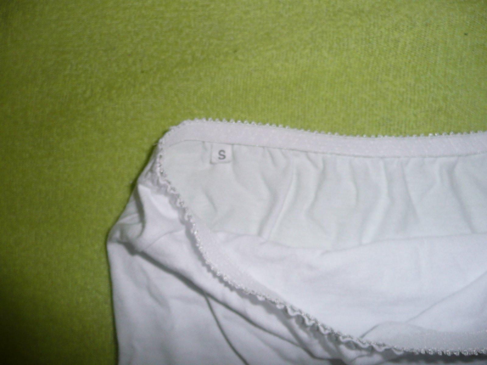 Těhotenské - poporodní bavlněné kalhotky 5bcfa5b9e8