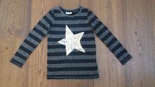 Tričko s hvězdou 116-122, next,116